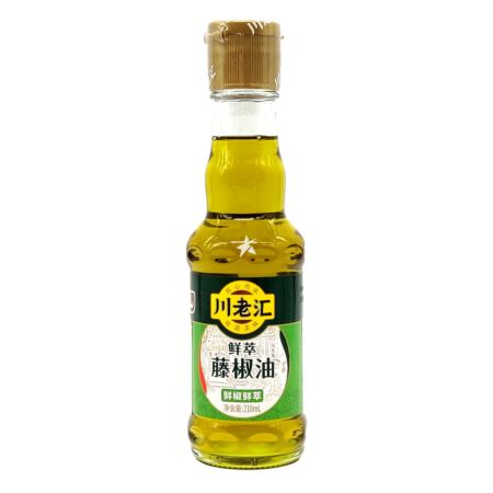 Chuanlaohui Green Sichuan Peppercorn Oil 210ml