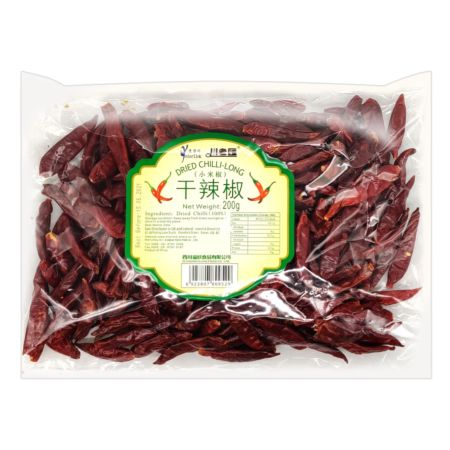 Chuanlaohui Dried Chilli Long 200g
