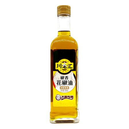 Chuanlaohui Sichuan Pepercorn Oil (Prickly Oil) 360ml