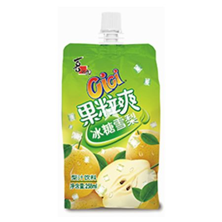 Xizhilang CiCi Fruit Jelly Drink - Snow Pear Flavour 258ml