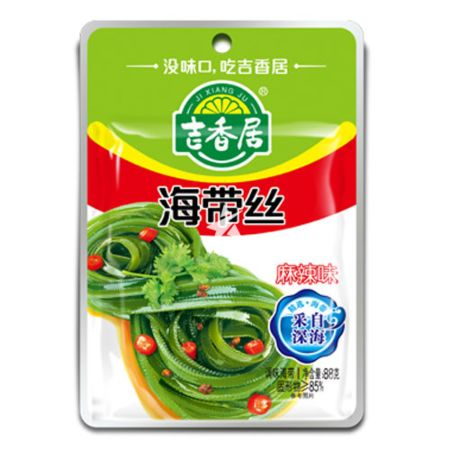 Ji Xiang Ju Spicy and Hot Shredded Kelp 88g