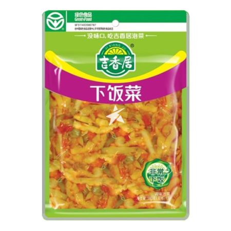 Ji Xiang Ju Vegetable Go With Meal 106g