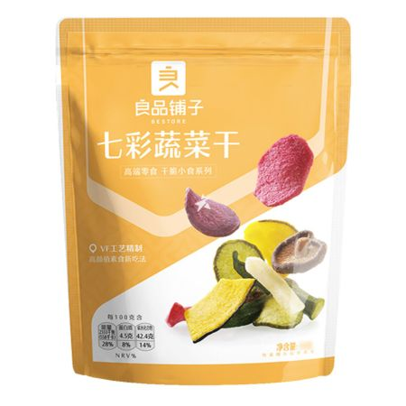 Bestore Dried Vegetables - Assorted 40g