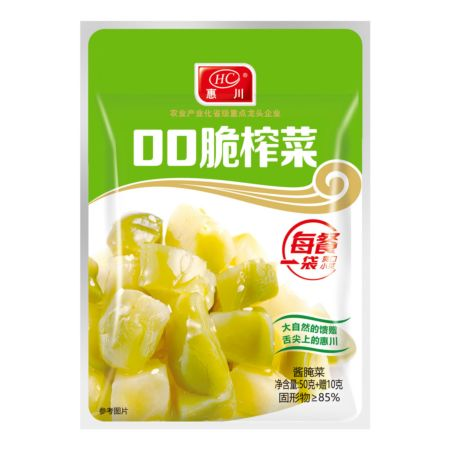 Huichuan Fragrant Pickles 50g