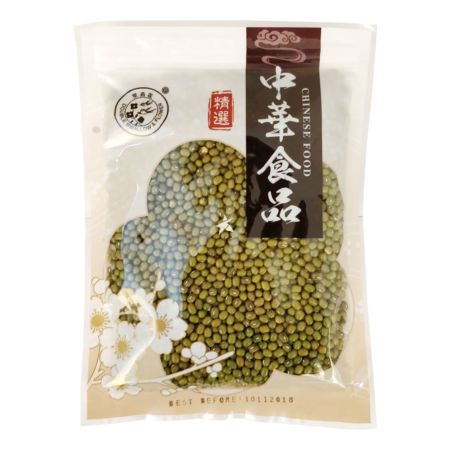 Double Swallow & Flower 雙燕花綠豆 375g