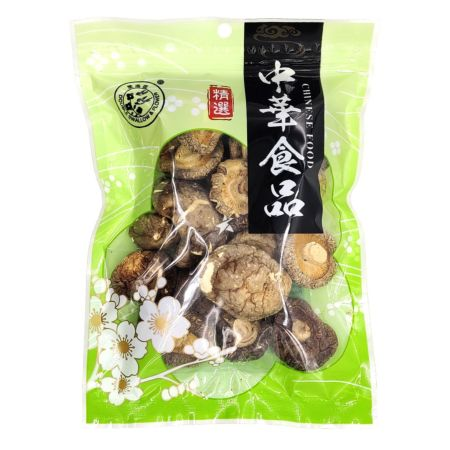 Double Swallow & Flower Chinese Mushroom 120g