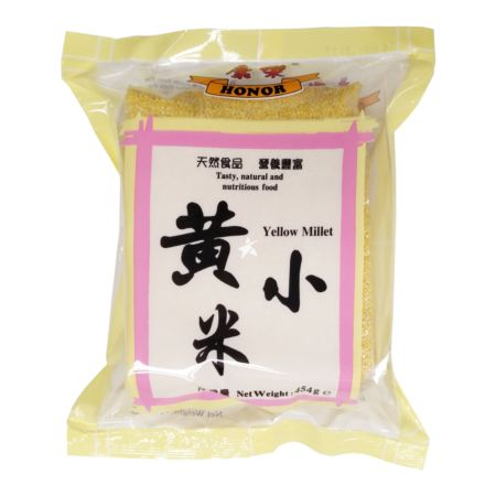 Honor Yellow Millet 454g