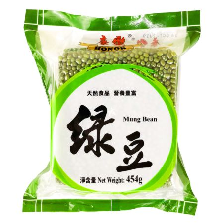 Honor Brand Mung Bean 454g