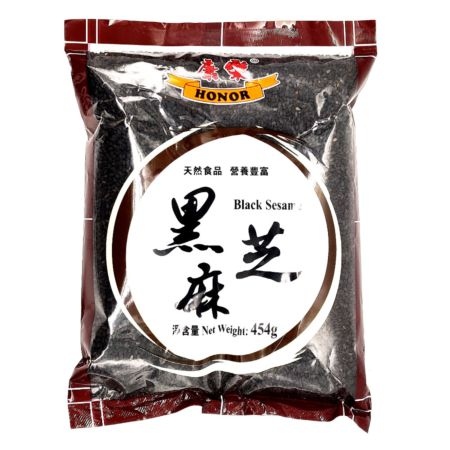Honor Black Sesame 454g