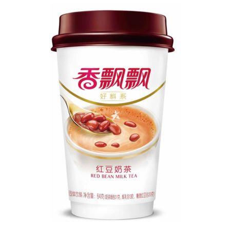 Xiang Piao Piao 香飄飄好料系 紅豆奶茶 80g
