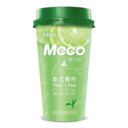 Xiang Piao Piao 香飄飄蜜谷果汁茶泰式青檸 400ml