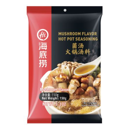 Haidilao Hot Pot Seasoning - Mushroom Flavour 150g