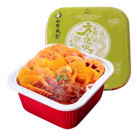 Xiaolongkan Vegetarian Dishes Hot Pot (Self Heating) 365g