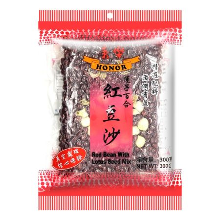 Honor Red Bean with Lotus Seed Mix 300g