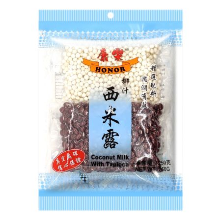 Honor Coconut Milk with Tapioca 250g
