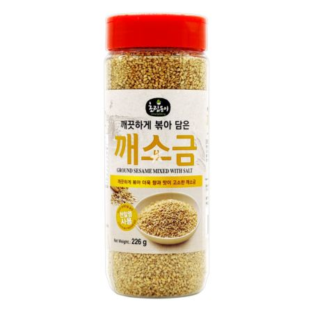 Choripdong Ground Sesame Mixed with Salt 226g