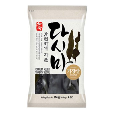 Hansang Dried Kelp (Slice) 114g