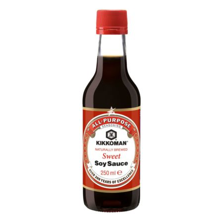 Kikkoman Naturally Brewed Sweet Soy Sauce 250ml