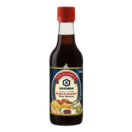 Kikkoman Soy Sauce for Sushi & Sashimi 250ml