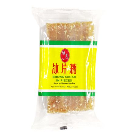 Fuxing Brown Sugar in Pieces 400g
