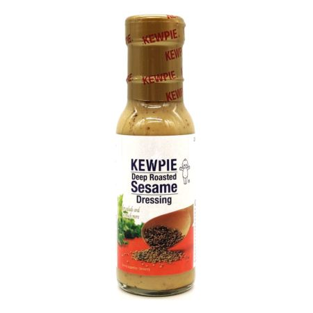 Kewpie Deep Roasted Sesame Dressing 236ml/243g