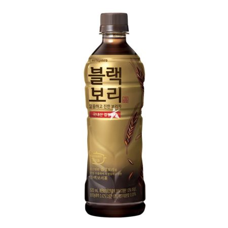 Hitejinro Roasted Dark Barley Tea 520ml