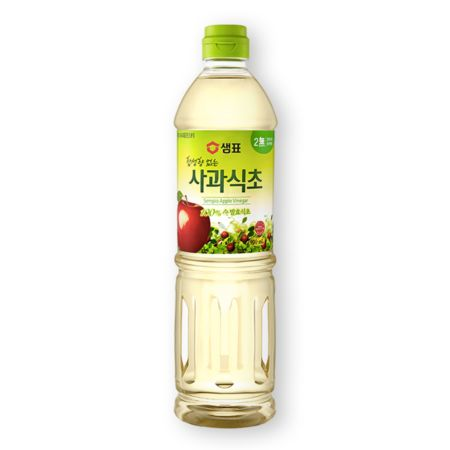 Sempio Apple Vinegar 500ml