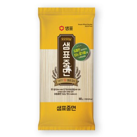 Sempio Somyun (Wheat Noodle, Chewy & Thin) 500g