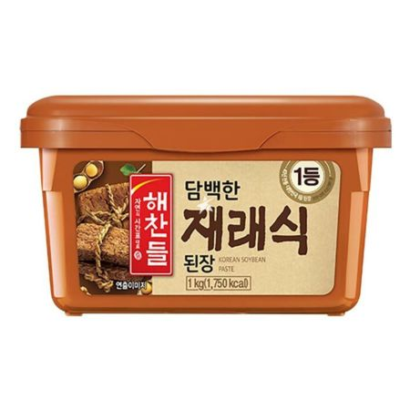 CJ Haechandle Soybean Paste 1kg