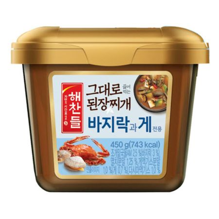 CJ Haechandle Soybean Paste (For Stew) 450g