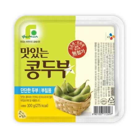 CJ Tasty Soy Tofu for Fried Dish (Firm) 300g