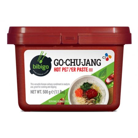 CJ Bibigo Hot Pepper Paste (Gochujang) 500g