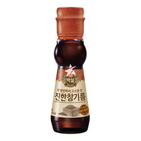 CJ Beksul Sesame Oil 160ml