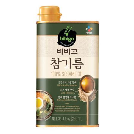 CJ Bibigo Sesame Oil 1L