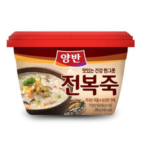 Dongwon Yangban Rice Porridge with Abalone 285g