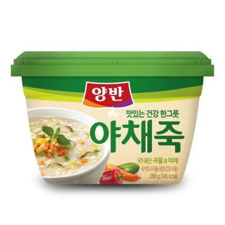 Dongwon Yangban Instant Rice Porridge with Vegetable 285g