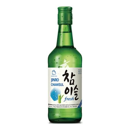 Jinro Chamisul Soju 350ml Alc. 17.8% by Vol