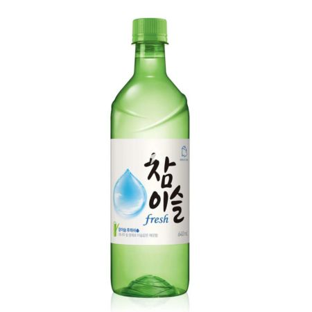 Jinro Chamisul (Fresh) Soju PET 500ml 17.8%  Alc./Vol
