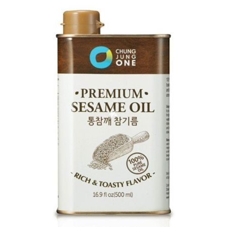 Daesang Chung Jung One Premium Sesame Oil 500ml