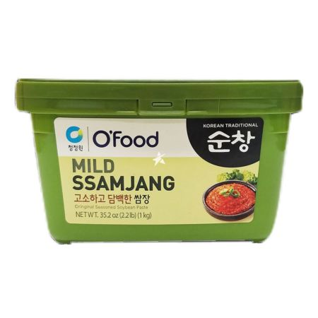 Daesang Chung Jung One Mild Ssamjang (Seasoned Soybean Paste) 500g