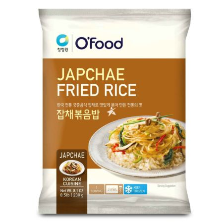 Daesang Chung Jung One Japchae Fried Rice 230g