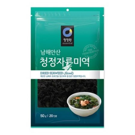 Daesang Chung Jung One Dried Seaweed (Sliced) 50g