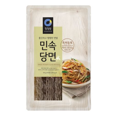 Daesang Chung Jung One Sweet Potato Glass Noodle 500g