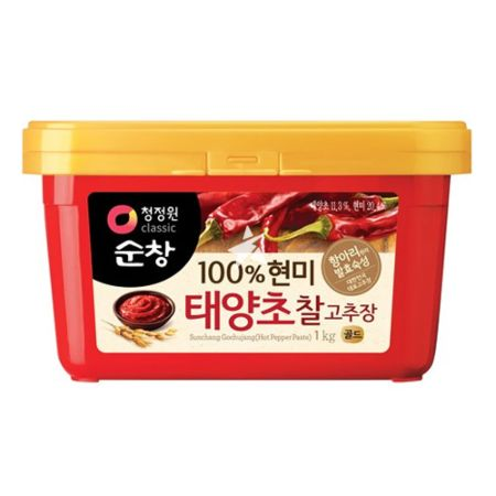 Daesang Chung Jung One Sunchang Gochujang (Hot Pepper Paste) 1kg