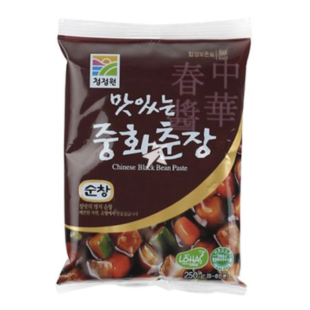 Daesang Chung Jung One Chinese Black Bean Paste 250g