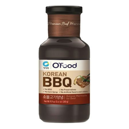 Daesang O'Food Korean BBQ (Bulgogi Marinade for Beef) 280g
