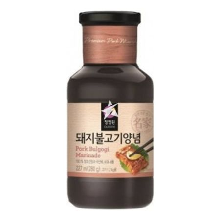 Daesang Chung Jung One Barbecue Sauce (Pork Bulgogi) Marinade 280g