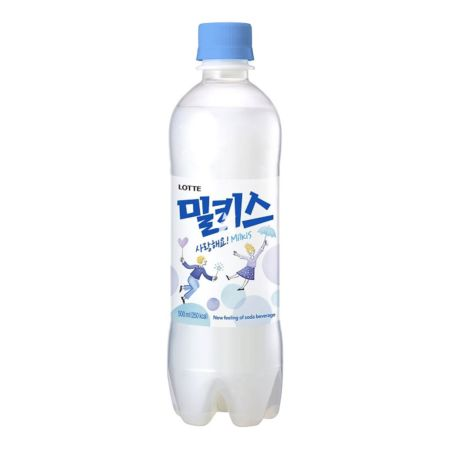 Lotte Milkis - Milk Soda 500ml