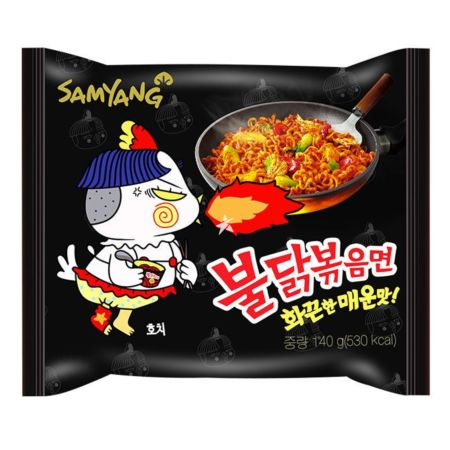 Samyang Buldak Hot Chicken Flavour Ramen - Original 140g