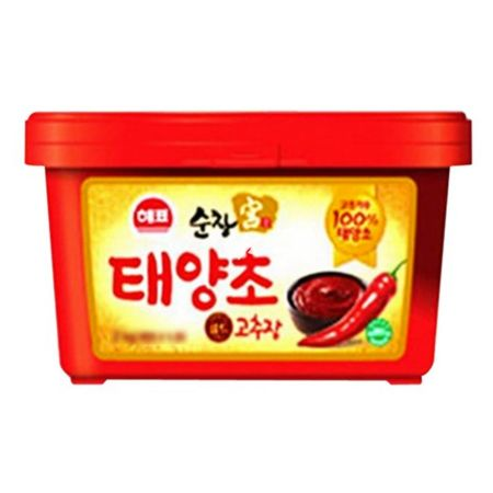Haepyo Hot Pepper Paste (Taeyangcho Gochujang) 500g